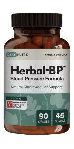 Herbal-BP Blood Pressure Support