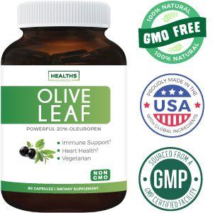 Healths Harmony Olive Leaf Extract