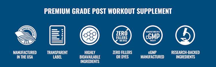 Premium Grade Post-Workout Supplement