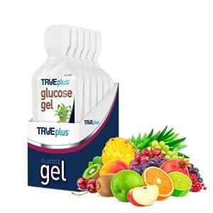 glucose gel fruit punch flavor diabetes diabetic supplements