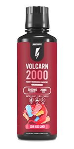 volcarn innosupps thermogenic fat burner