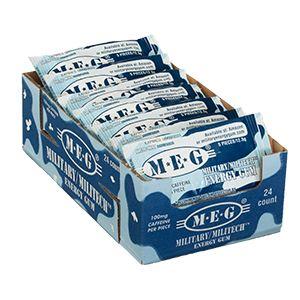 Military Energy Gum Arctic Mint