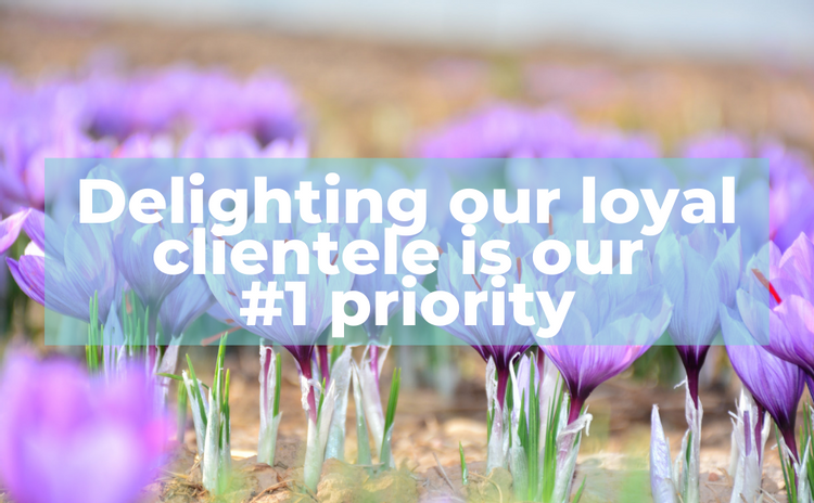 Delighting our guests is our #1 priority