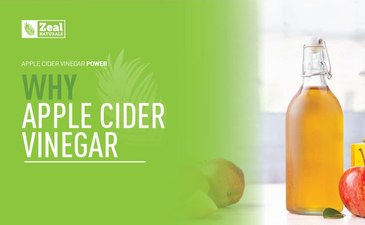 Apple Cider Vinegar with the mother good bacteria fermented acetic acid
