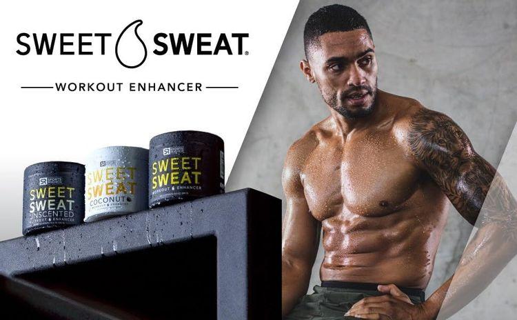 sweet sweat gel