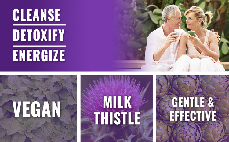 milk thistle extract supplement with silymarin for liver