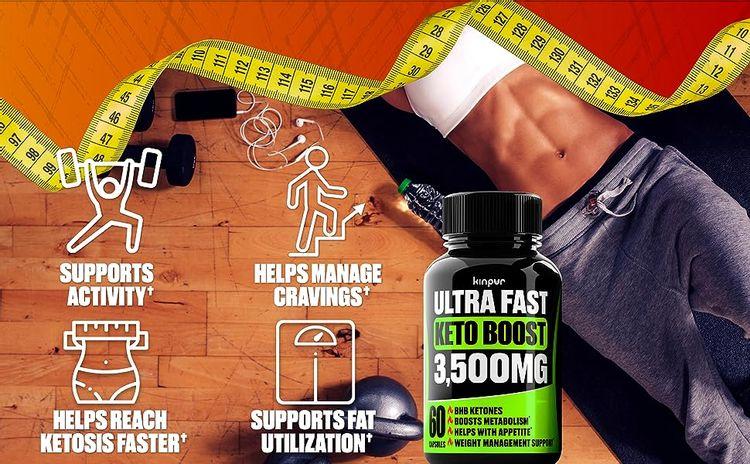 Premium Keto Pills - 2-Pack - Effective Keto BHB Pills for Improved Focus, Stamina and Energy