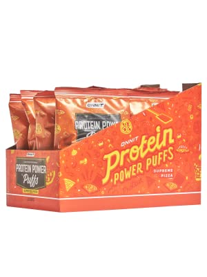 protein pizza power onnit supreme 8 puff box