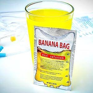 Banana Bag IV alternative