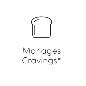 manages junk cravings
