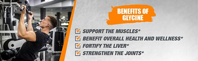 glycine supplements, workout supplements, pre workout supplements