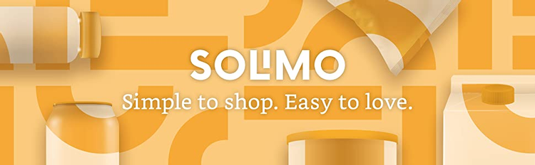 Solimo Probiotic and Prebiotic Digestive Supplements: Simple to shop. Everyday value. Easy to love.