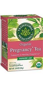 Traditional Medicinals Organic Pregnancy Women's Tea