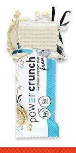 French Vanilla Power Crunch Protein Energy Bar