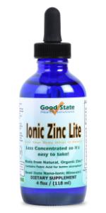 Good State Liquid Nano Ionic Zinc Lite 4 fl oz