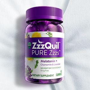 Pure Zzzs Bottle