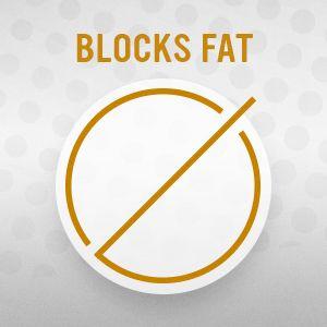 Alli blocks fat