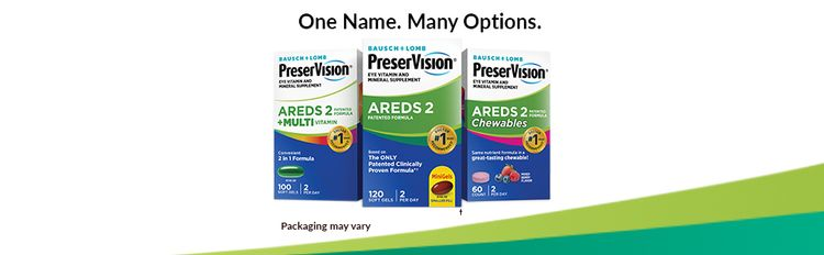 PreserVision - One Name Many Options