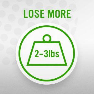 Lose 2-3 pounds more