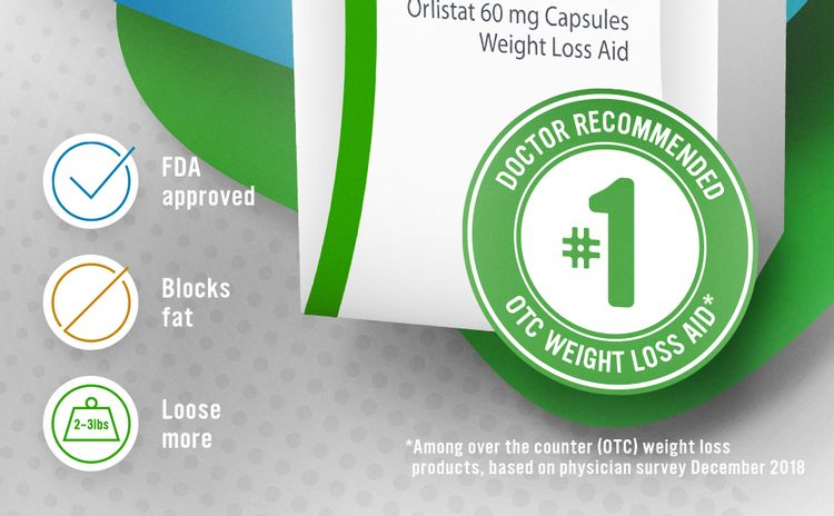 FDA approved blocks fat loose more weight