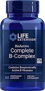 BioActive Complex B-Complex, B Vitamins