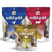 natural, holistic, grain free, dog treat, superfood