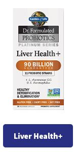 liver health probiotics