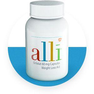 Active ingredient: Orlistat