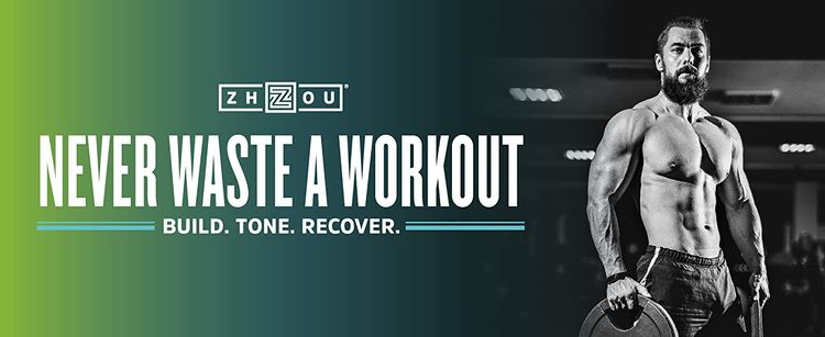 Never Waste a workout. Build, Tone, Recover.