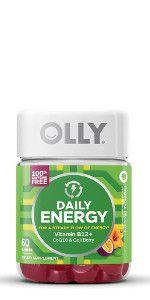 olly daily energy adult