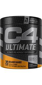 C4 Ultimate PCE