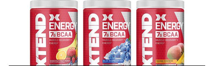 Xtend Energy BCAA Powder