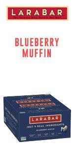 Larabar Blueberry Muffin Fruit and Nut Bar