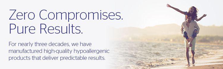 Zero Compromises. Pure Results.
