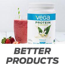 vegan plant based protein powder greens gluten free dairy free best tasting healthy shake smoothie