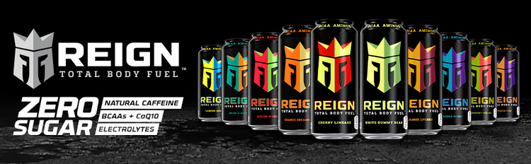 reign, total body fuel