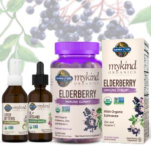 mykind, elderberry