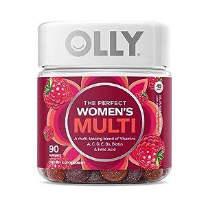 olly womens multi vitamin adult