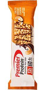 Premier Protein, Crunchy bar, nut bar, 12g Protein