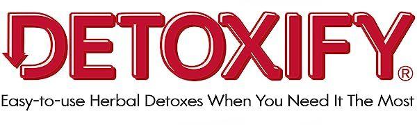 Detoxify - Easy-to-use Herbal Detoxes